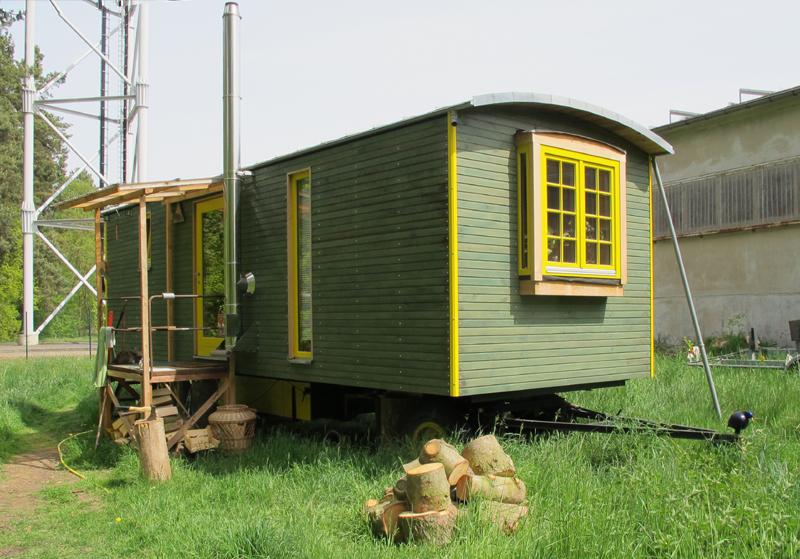 Wohnwagen ausbauen
