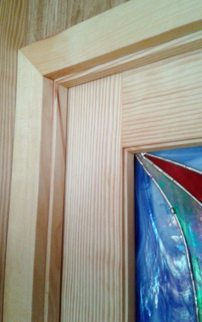 Detail: Tür