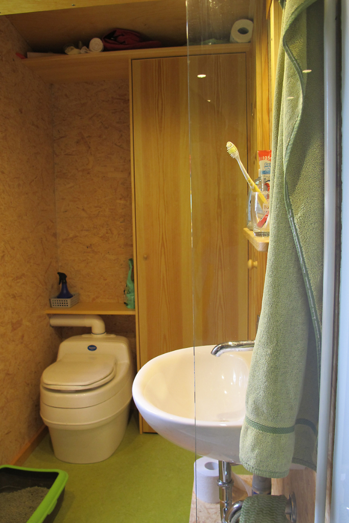 Trocken-Trenn-Toilette